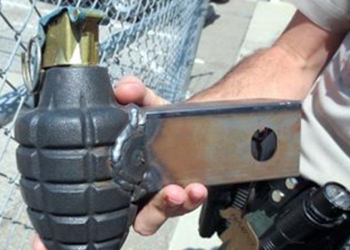 Оружие и запрещенные предметы, которые хотели пронести в самолет