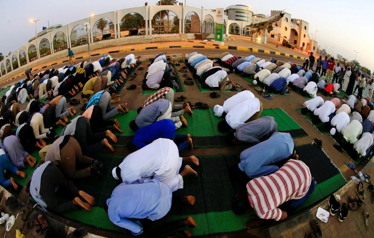 Рамадан - месяц поста у мусульман