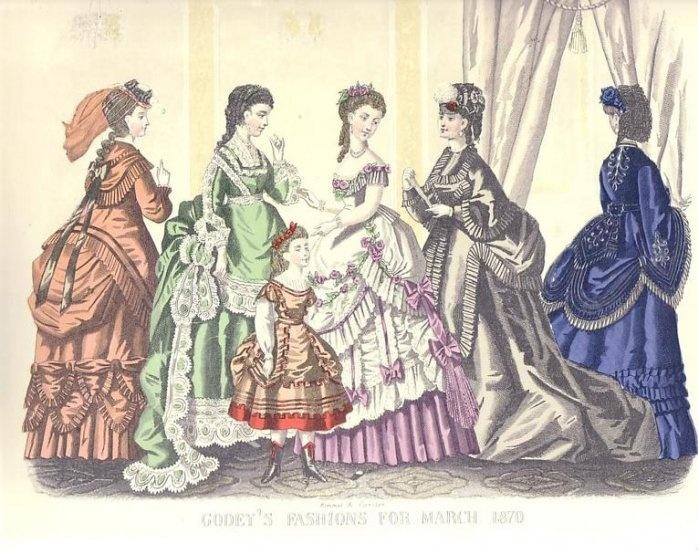 Странные модные тенденции в истории