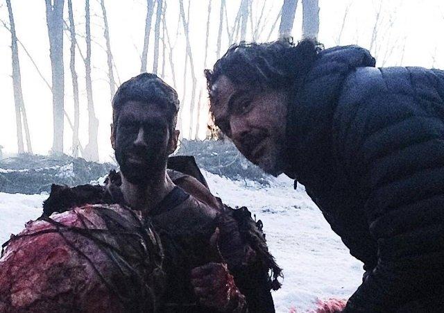 Испанский актёр Хавьер Ботет играет монстров в голливудских фильмах