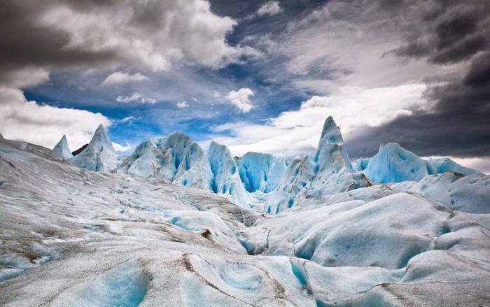 Аргентинский ледник Перито Морено