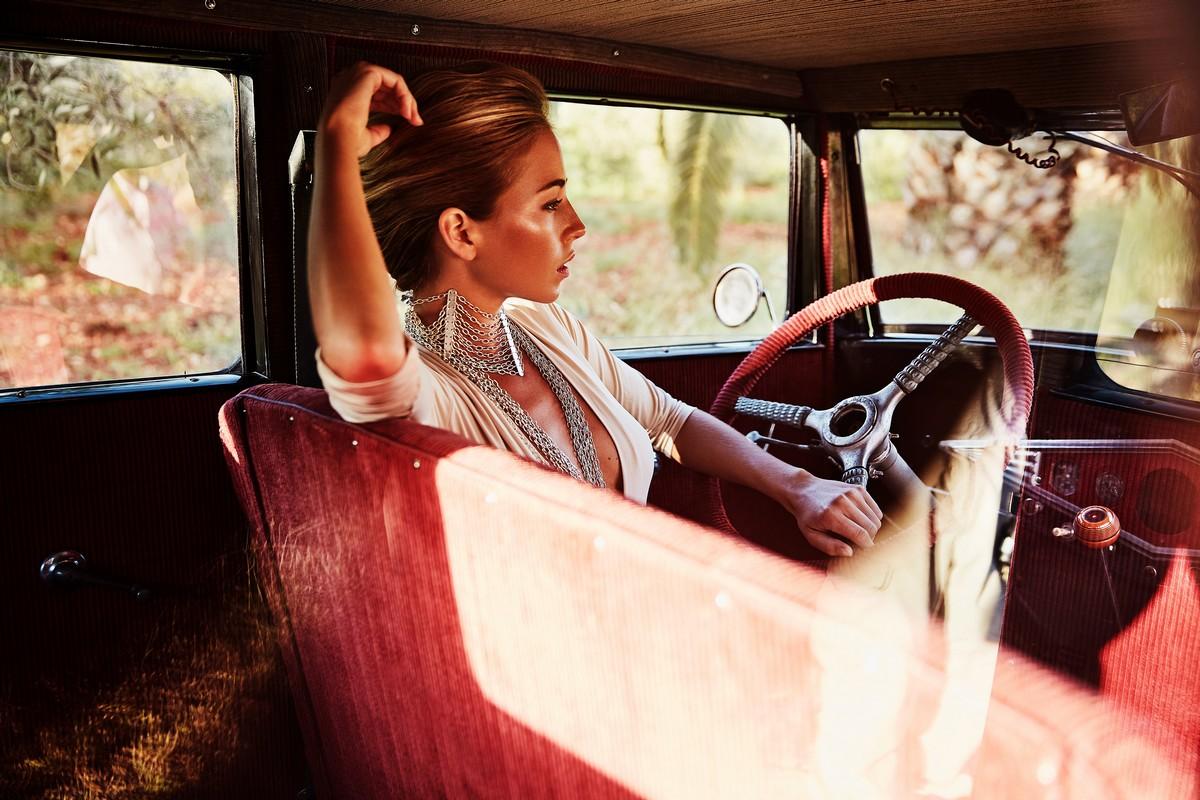Чувственные снимки девушек от Феликса Рахора