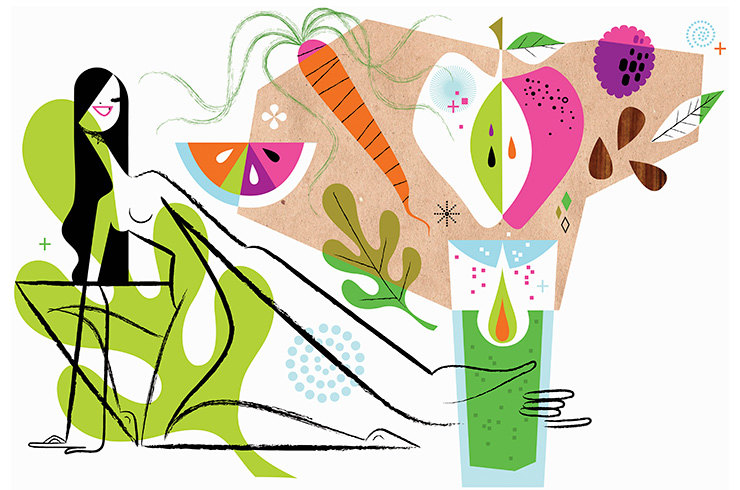 Доступные способы очистить организм