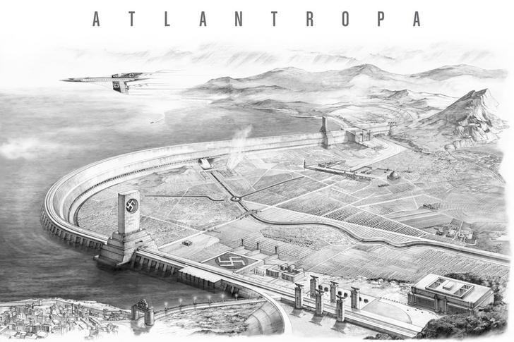 Фантастические мегаструктуры и макроинженерные проекты в истории