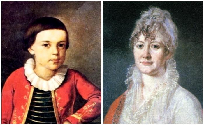 Как рождались и росли дети в семьях крепостных крестьян