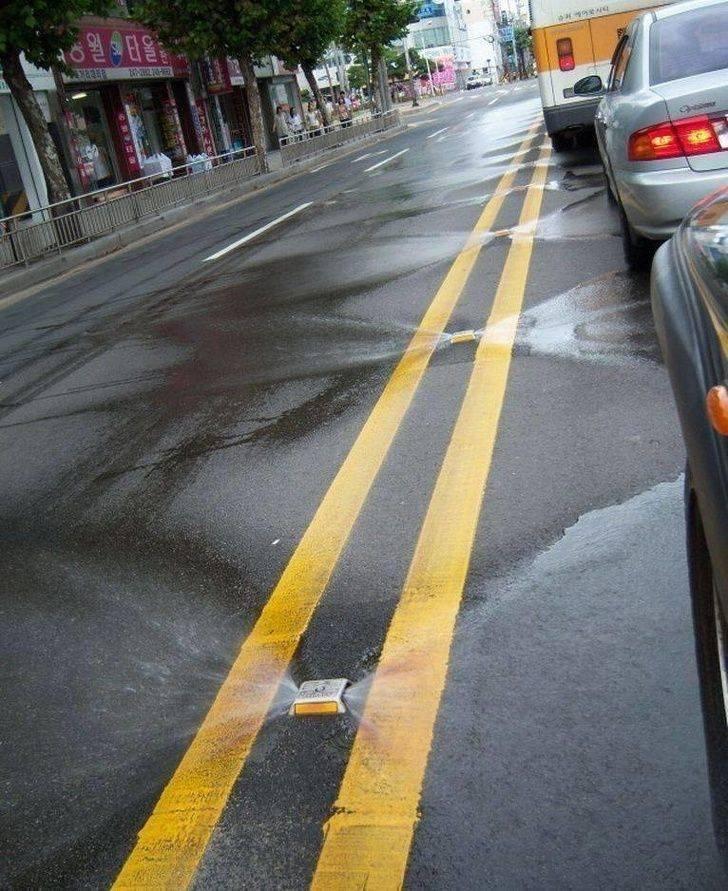 Креативные и полезные дизайнерские решения на улицах городов