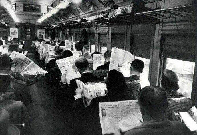 Исторические снимки из прошлого