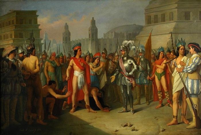 Каким богам молились ацтеки
