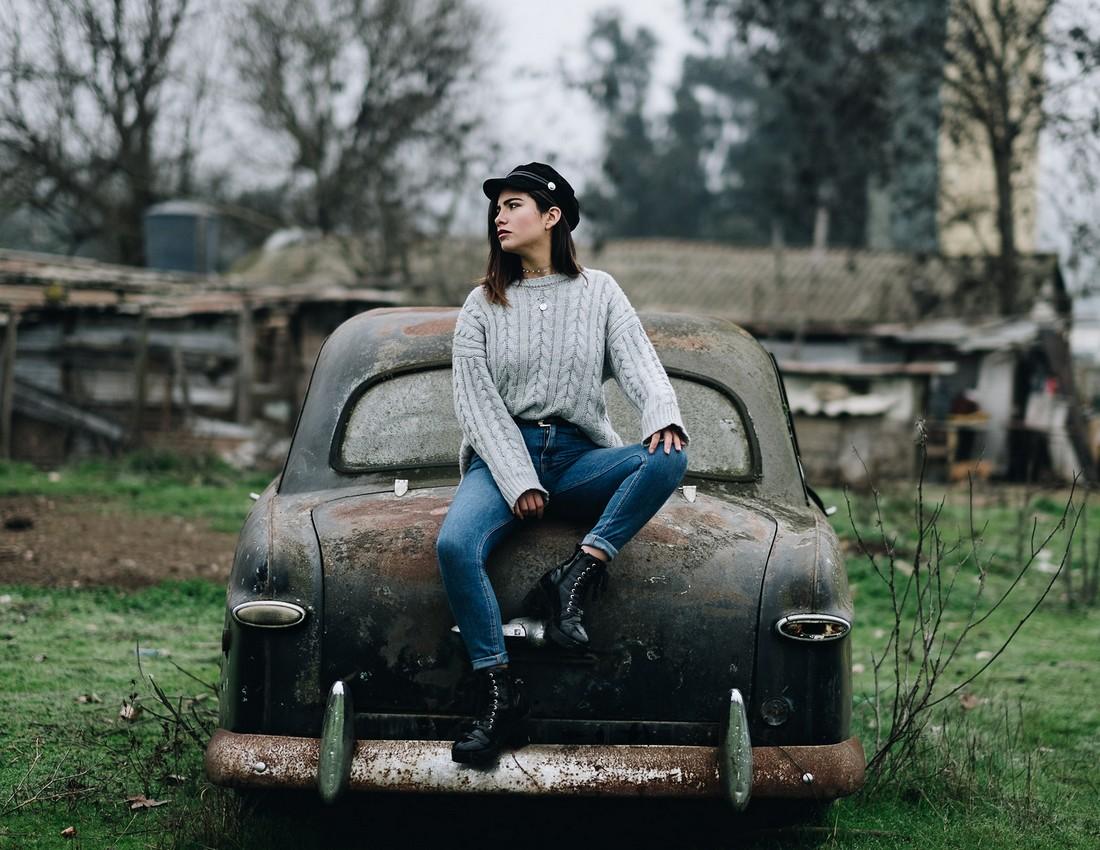 Чувственные снимки девушек от Гонсало Фреза