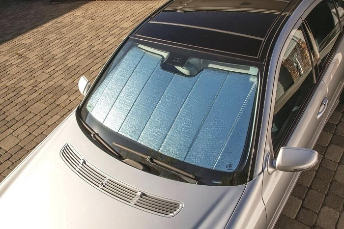 Как уберечь автомобиль от жары и палящего солнца