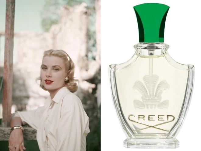 Любимые ароматы герцогинь и принцесс всех времен