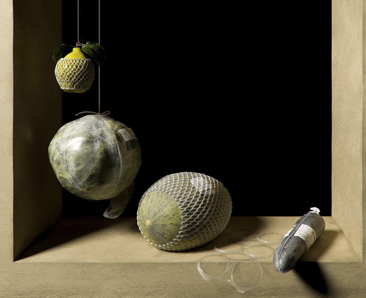 Натюрморты в современном представлении от испанской дизайн-студии