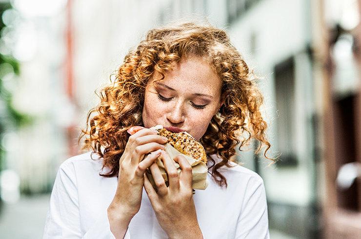 Правильные пищевые привычки от диетологов