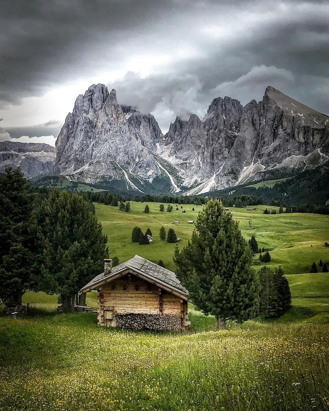 Природа и путешествия на снимках Мэнди Розенфельд