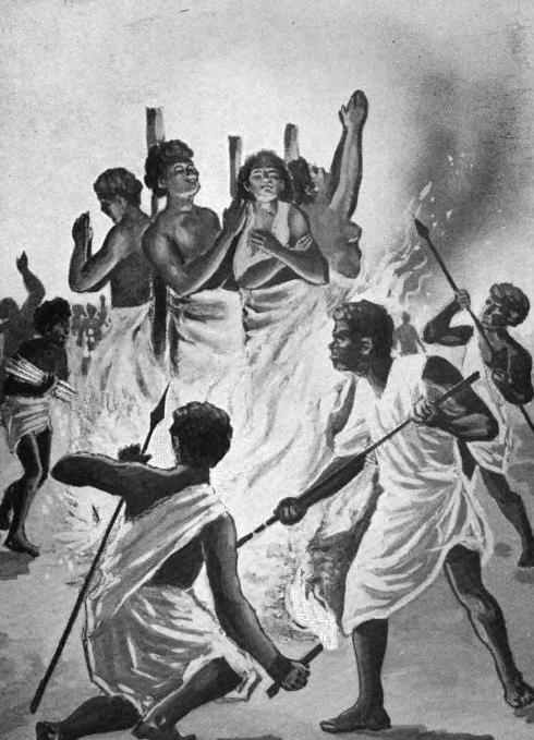 Ранавалуна I — самая жестокая правительница Мадагаскара