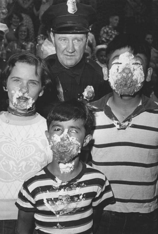 Редкие архивные фотографии из прошлого
