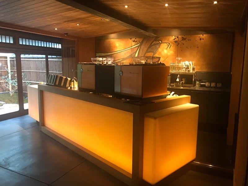 В трехсотлетнем японском доме открылся Starbucks
