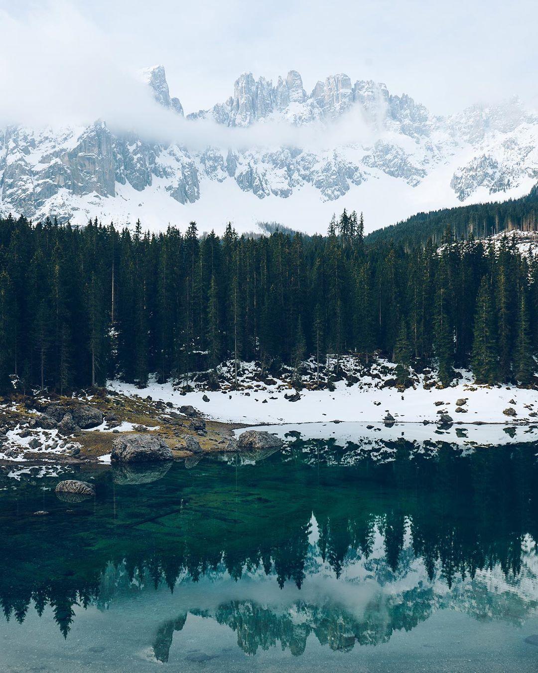 Пейзажи и путешествия на снимках Даниэля Шумахера