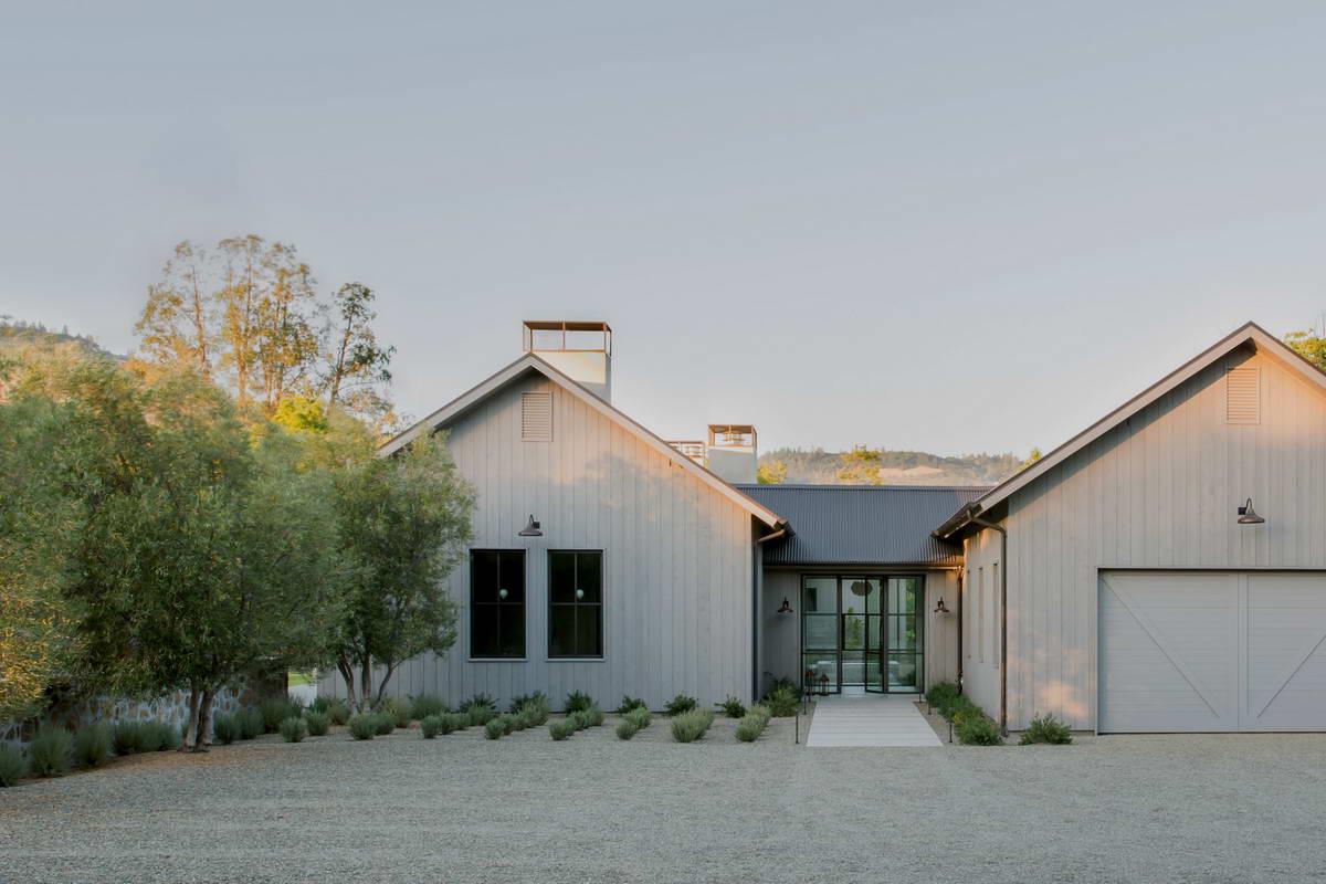 Дом для пенсионеров в Северной Калифорнии