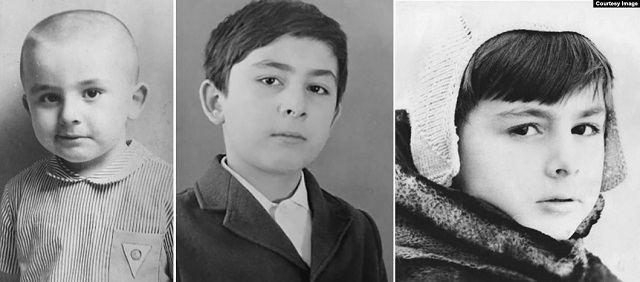 Известные политические лидеры в детстве