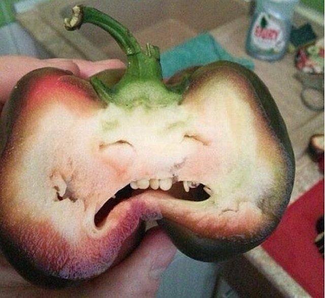 Перец - самый эмоциональный овощ из всех существующих