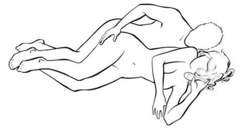 10 самых популярных поз в сексе