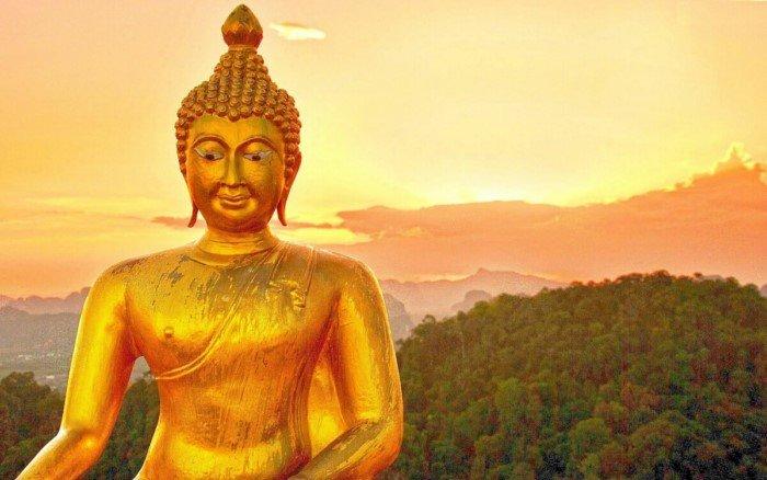 В чём загадка причёски Будды