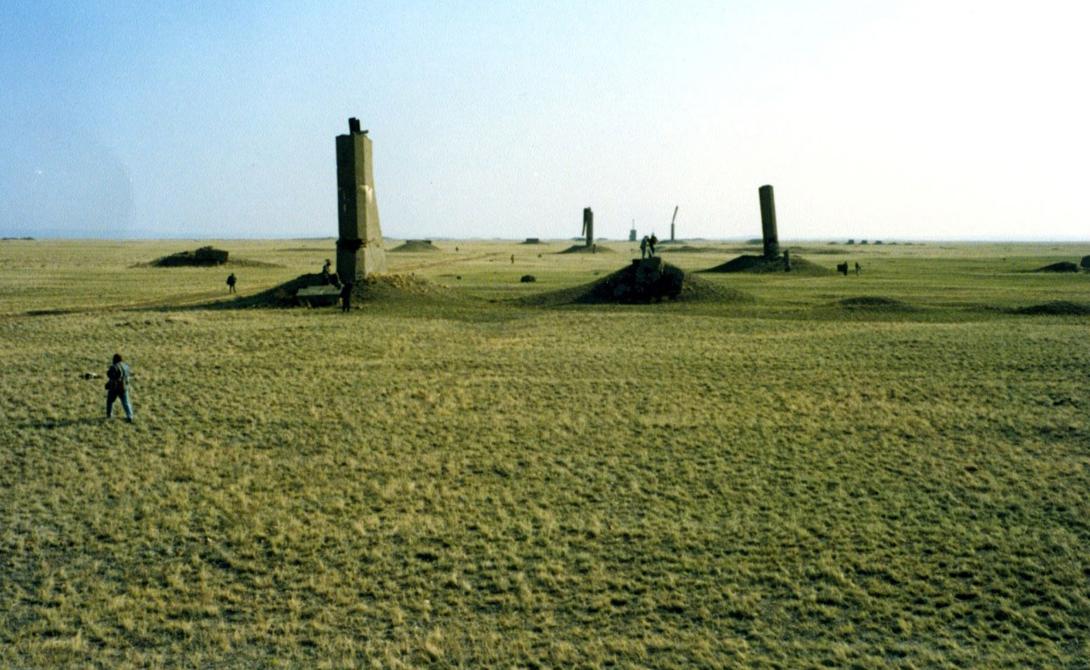 Ядерные полигоны прошлого, которые можно посетить легально