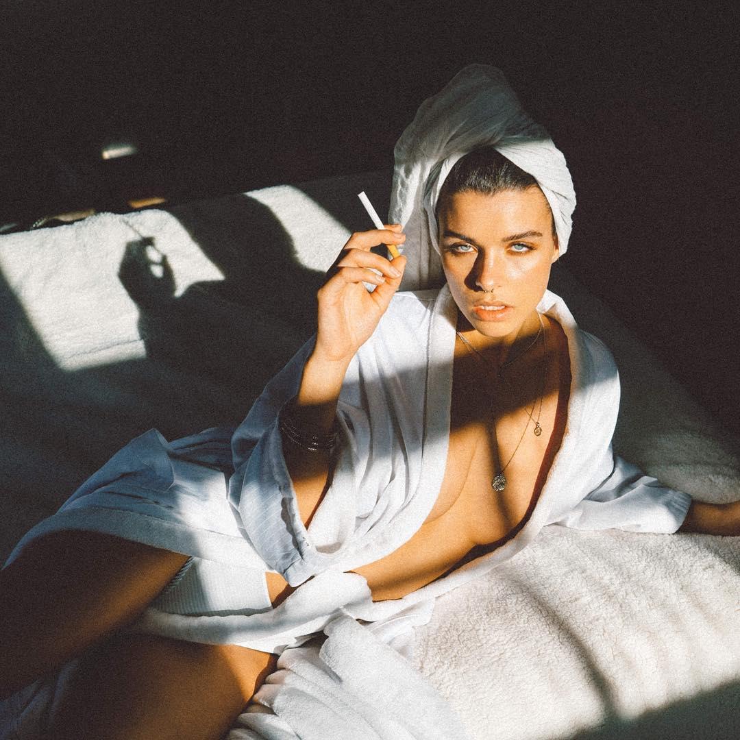 Чувственные снимки девушек от Джона Батарио