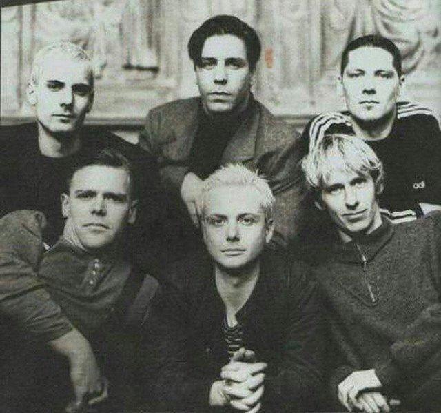 Легендарные группы на фото тогда и сейчас