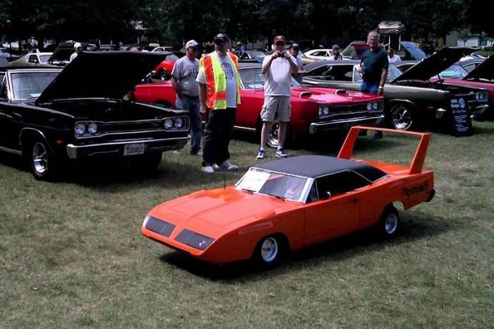 Маленькие версии больших автомобилей