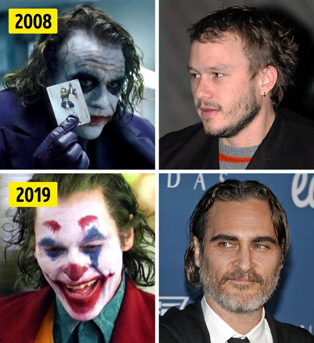 Актеры оригинальных знаменитых фильмов и их ремейков
