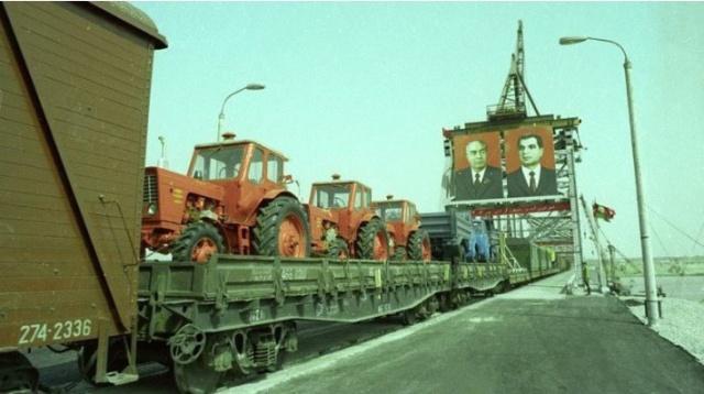 Исторические снимки в цвете из прошлого