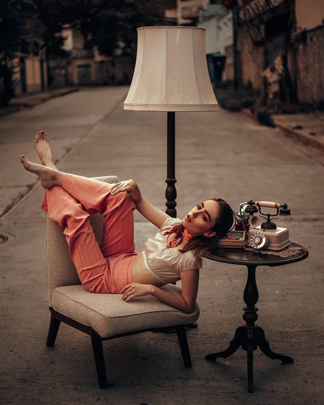 Чувственные снимки девушек от Рафаэля Коутеруччо