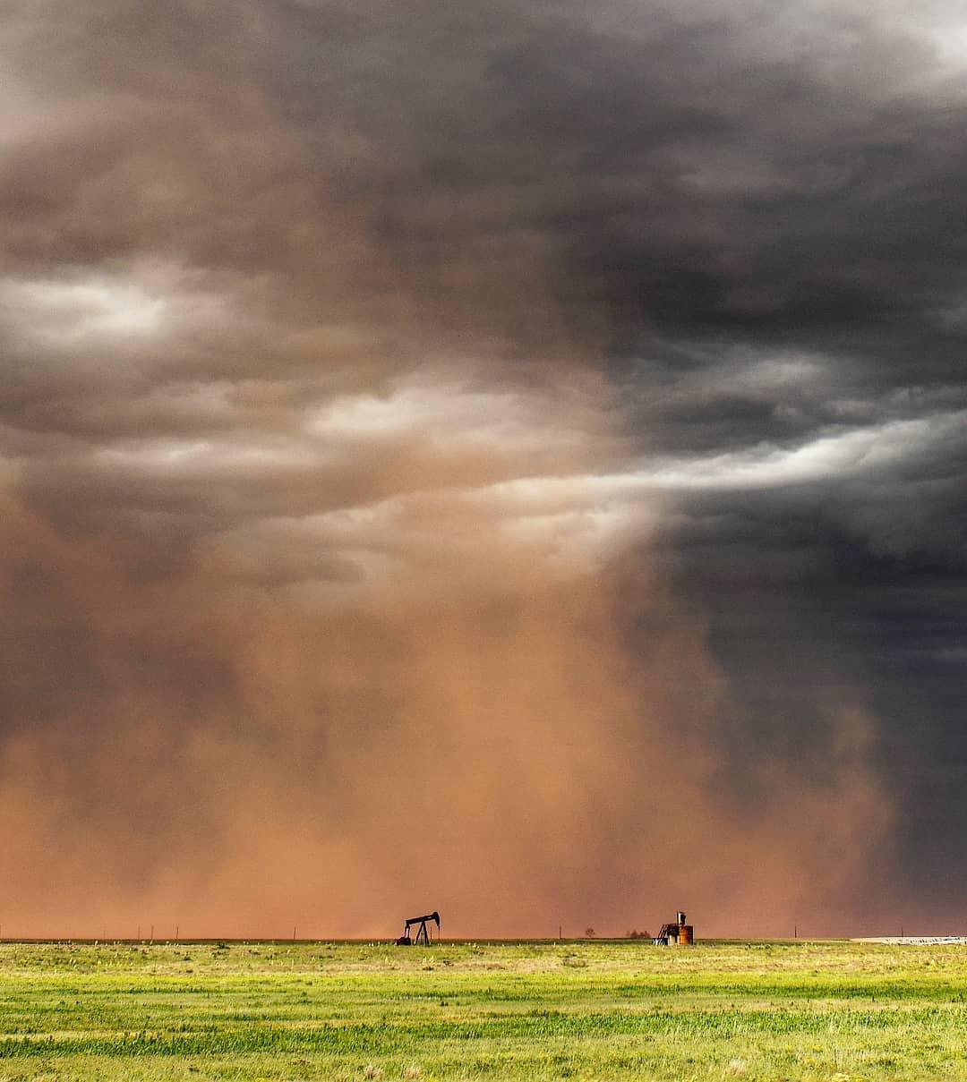 Грег Джонсон - охотник за штормами и торнадо