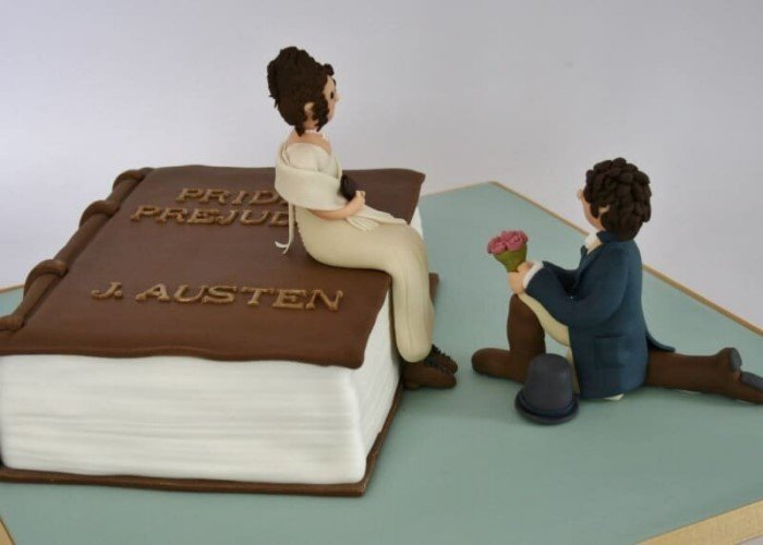 Волшебные торты, по мотивам известных книг