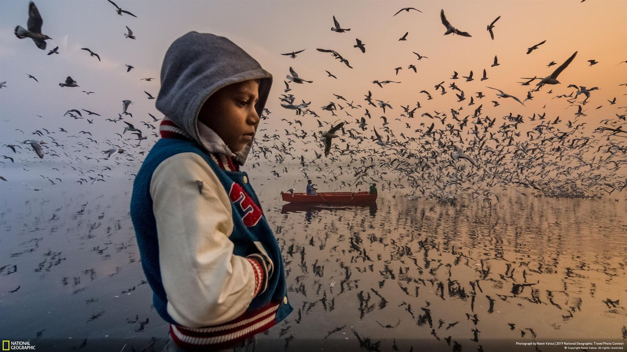 Победители фотоконкурса National Geographic 2019 Travel Photo Contest