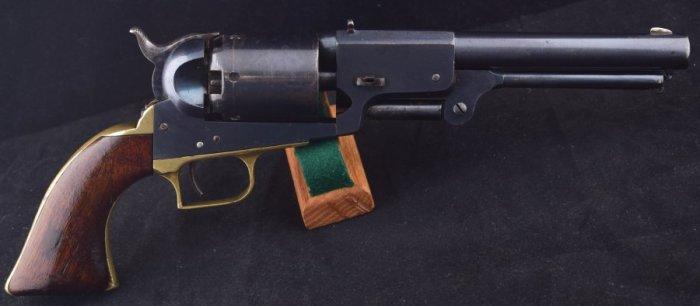 Револьверы, которые покорили Дикий Запад