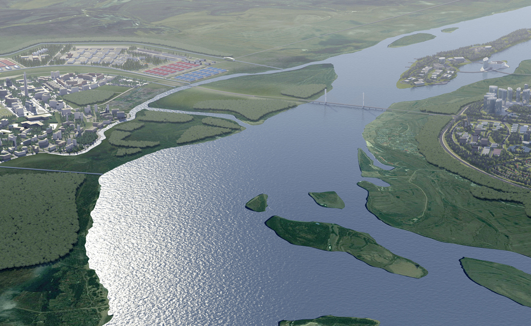 Самые длинные реки нашей планеты