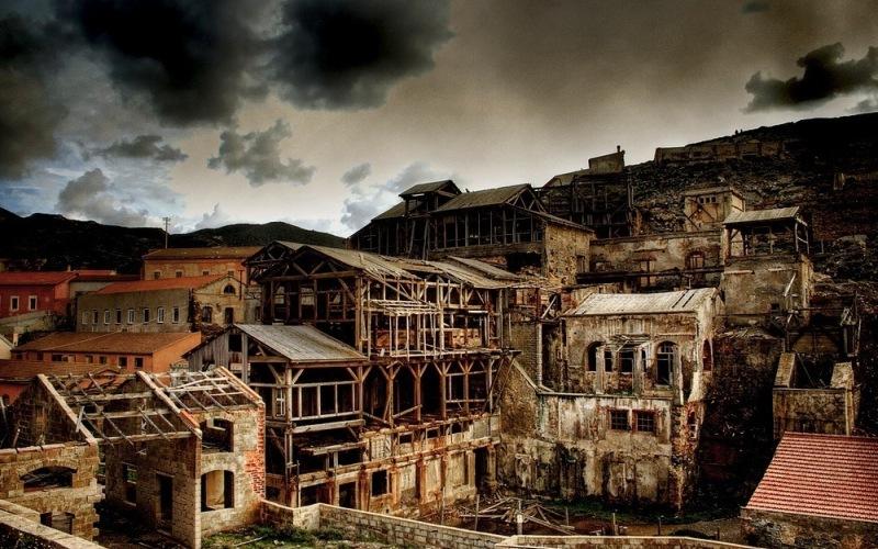Самые известные города-призраки