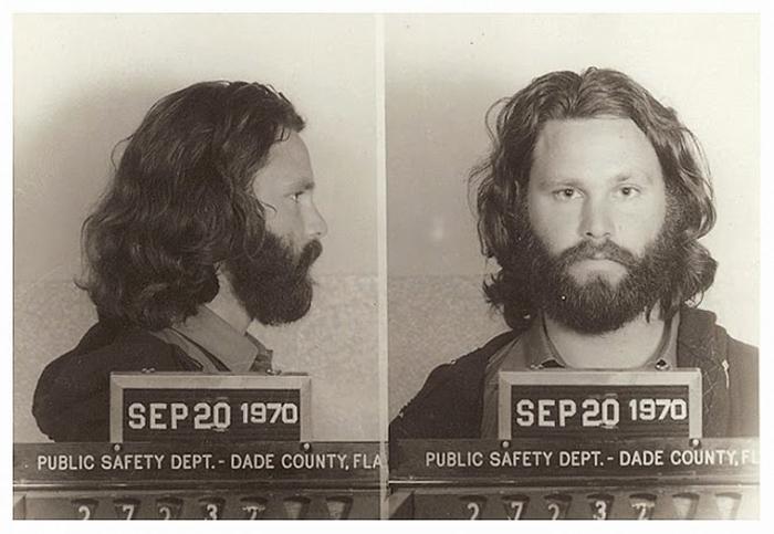 Снимки знаменитостей, которые были под арестом