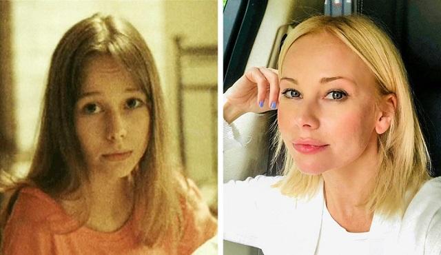Российские актрисы в своих дебютных фильмах и сейчас