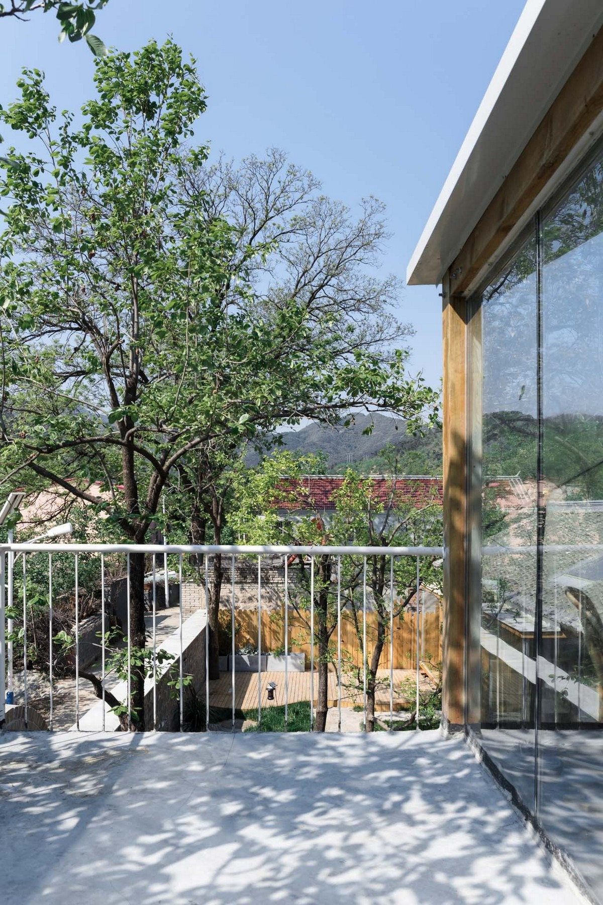 Волшебное превращение старого дома в Китае