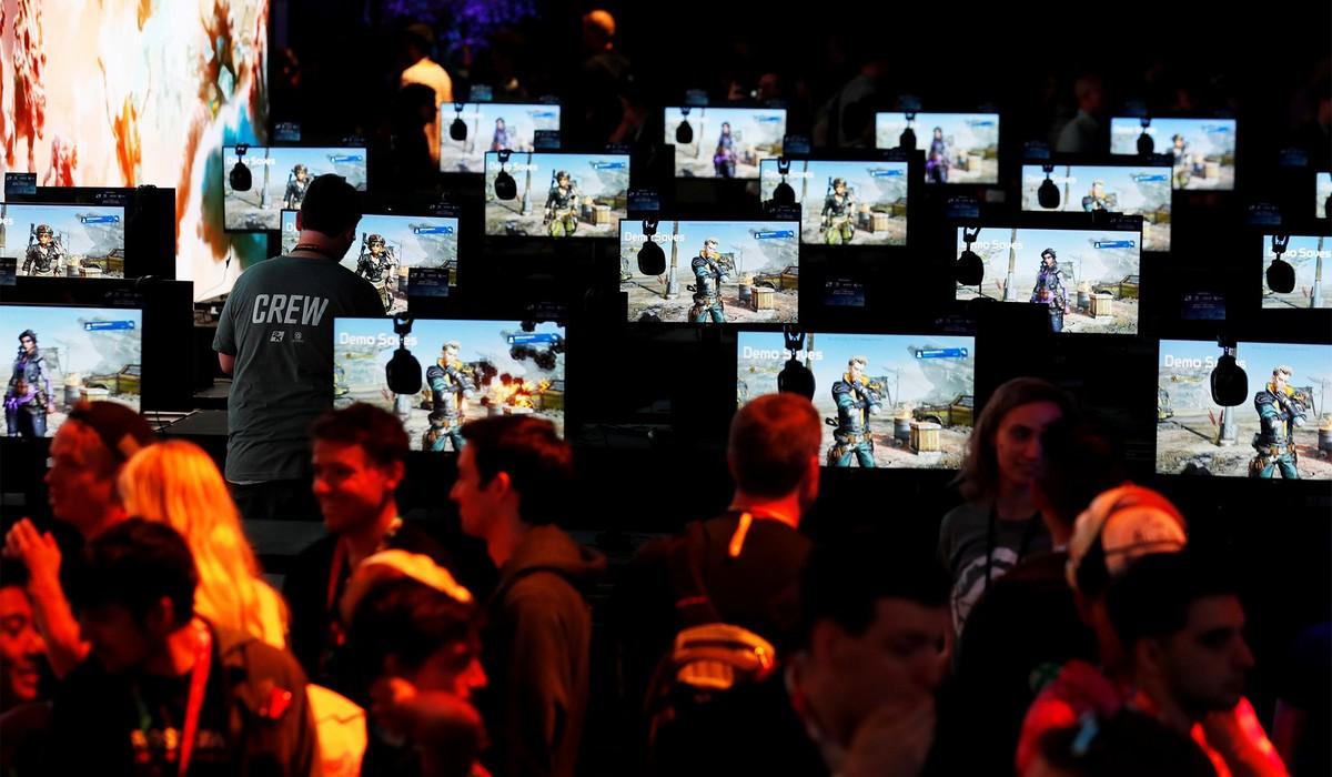 Выставка Электронных Развлечений 2019 в Лос-Анджелесе