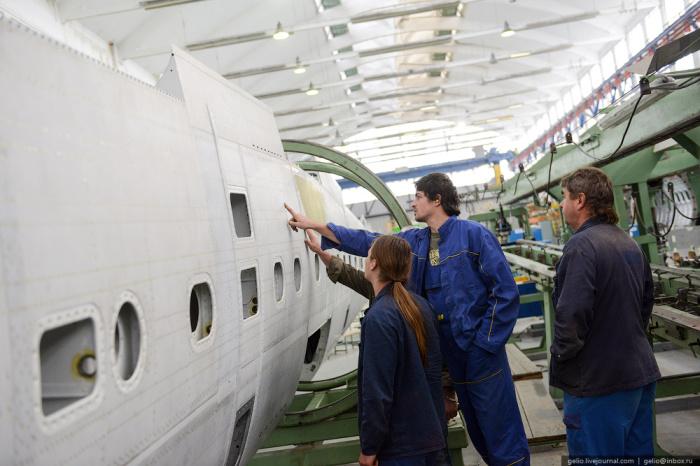 Почему в самолетах используют заклепки вместо сварки