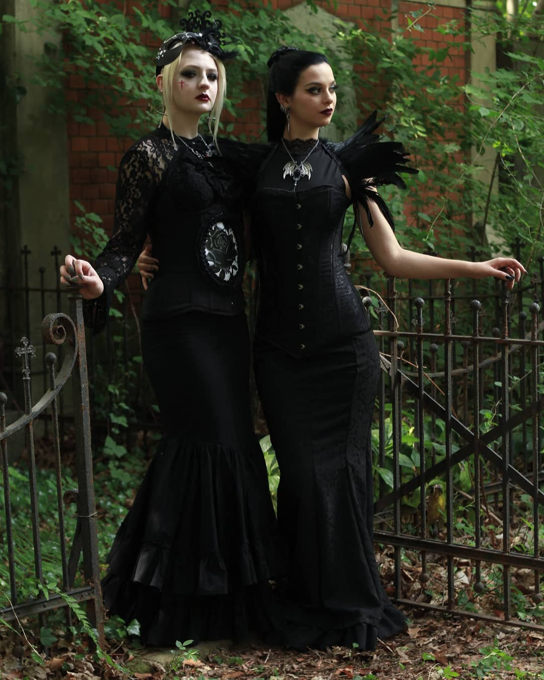 Вампиры и прочая нечисть собрались на фестивале готов в Германии