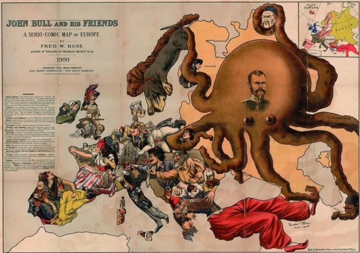 Экономические санкции Запада в российской истории