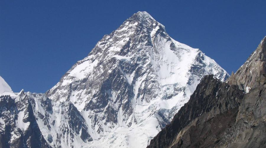 Гора Чогори, которая сложнее и опаснее Эвереста