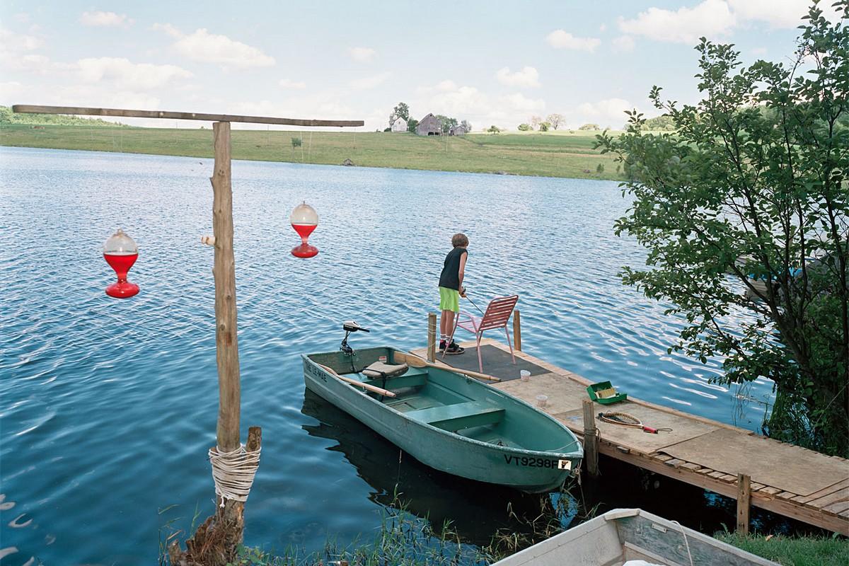 Сельская Америка на снимках Шерон Рупп с 1980-х до 2008 года
