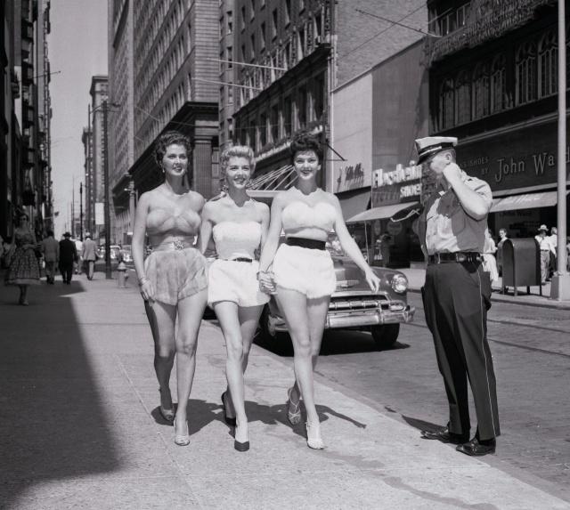 Америка прошлого на старых снимках